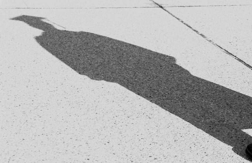 graduation shadow